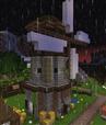 minecraft windmill
