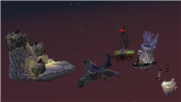 first 5 islands