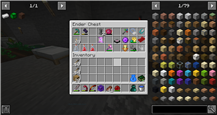 Early-Mid Game Inventory