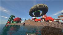 Minecraft UFO
