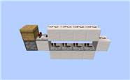 simple bee redstone