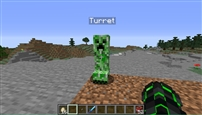 Creeper turret