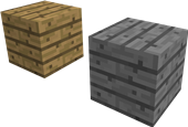 Charred Planks