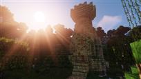 Self made tower