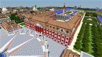 Palace lanscape
