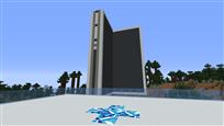Realistic Command Block Folding Animation