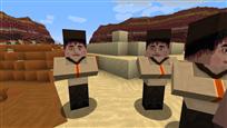 Desert villagers