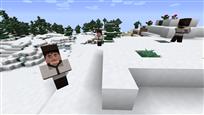 Snowy villagers