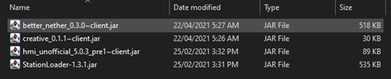 Mods That Need StationLoader 1.3.1
