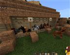 Horses&saddle