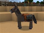 Donkey&SaddleBag