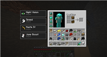 crafting recipe for boat with chest