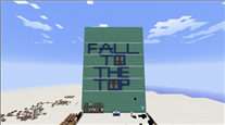 Fall To The Top!