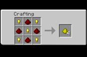 Craftable Glowstone - CRAFT