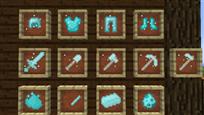 Many Crystal Items!
