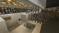 Interior Mine Station
