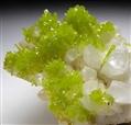 Lime Quartz Colour