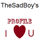 View TheSadBoy's Profile