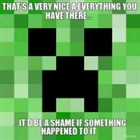 View chargedcreeper12's Profile