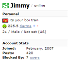 View iTzJimmEH's Profile